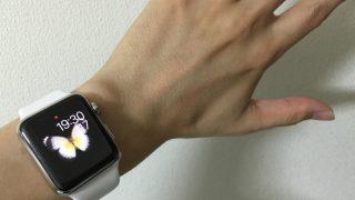 【Apple Watch】サードパーティのシリコンバンドを買ってみた【レビュー】