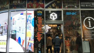 NEOGEO LAND Limited Shop in AKIBAへ行ってきた